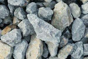 Crushed Limestone Rip Rap