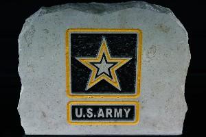 "Army 8"" X 11"""